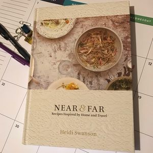 Amazing Cookbook! Near & Far by Heidi Swanson
